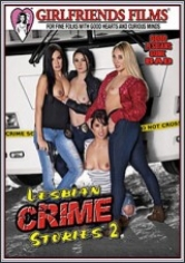 Lesbian Crime Stories 2 poster