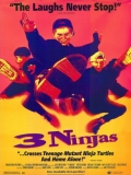 3 Pequeños Ninjas (Tres Pequeños Ninjas) - 1992