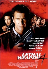 Lethal Weapon 4 (Arma Mortal 4) (1998)