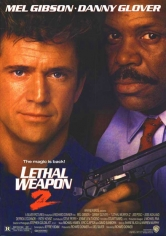 Lethal Weapon 2 (Arma Mortal 2) (1982)
