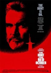 La Caza Del Octubre Rojo (1990)