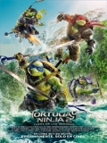 Ninja Turtles: Fuera De Las Sombras - 2016