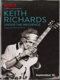 Keith Richards: Under The Influence - 2015