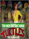 Ten Inch Mutant Ninja Turtles The XXX Parody