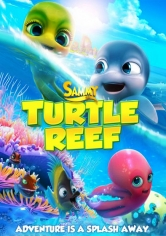 Sammy And Co: Turtle Reef poster