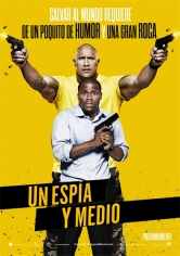 Central Intelligence (Un Espía Y Medio) (2016)