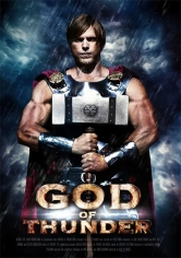 God Of Thunder (Dark Universe) poster