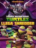 Las Tortugas Ninjas: Llega Shredder - 2013