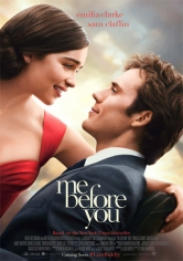 Me Before You (Yo Antes De Ti) poster