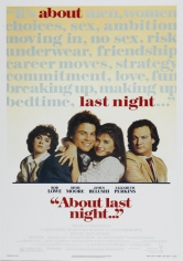 About Last Night… (¿Qué Pasó Anoche?) (1986)