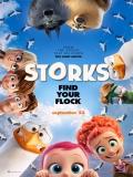 Storks (Cigüeñas) - 2016