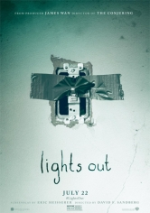 Lights Out (Cuando Las Luces Se Apagan) (2016)