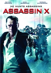 Assassin X (The Chemist) poster