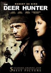 The Deer Hunter (El Francotirador) poster