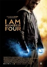 I Am Number Four (Soy El Número Cuatro) (2011)