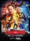 Sharknado: Que La 4ª Te Acompañe - 2016