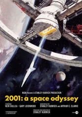 2001: Una Odisea Del Espacio (1969)