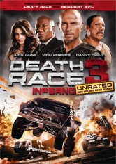 Death Race 3: Inferno (La Carrera De La Muerte 3: Infierno) (2013)