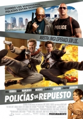 The Other Guys (Policías De Repuesto) (2010)