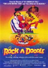Rock-A-Doodle (Amigos Inseparables) (1991)