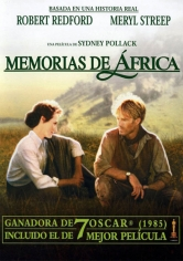Out Of Africa (África Mía) (1985)