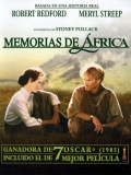 Out Of Africa (África Mía) - 1985