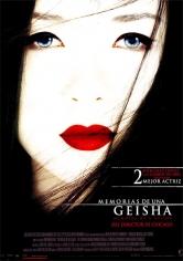 Memoirs Of A Geisha (Memorias De Una Geisha) (2005)