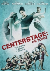 Center Stage: On Pointe poster