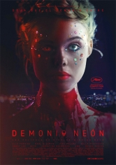 The Neon Demon (El Demonio Neón) poster