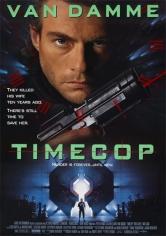 Timecop: Policía Del Futuro (1994)