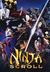 Jûbê Ninpûchô (Ninja Scroll) (1993)
