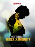 What Happened, Miss Simone? - 2015