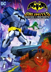 Batman Unlimited: Máquinas Vs. Monstruos poster