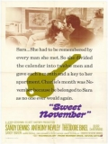 Sweet November - 1968