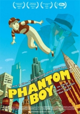 Phantom Boy (Chico Fantasma) (2015)