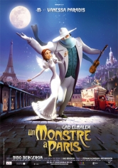 Un Monstre à Paris (Un Monstruo En París) (2011)