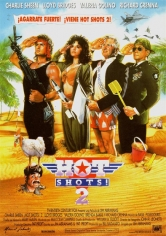 Hot Shots 2 (Loca Academia De Pilotos 2) (1993)