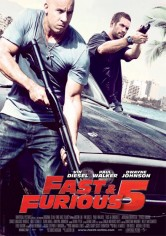 Fast And Furious 5: Rápidos Y Furiosos 5 (2011)