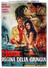 Samoa Queen Of The Jungle (1968)