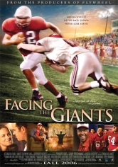 Facing The Giants (Gigantes Hacia La Victoria) (2006)