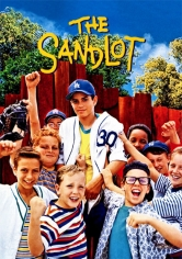 The Sandlot (Nuestra Pandilla) poster