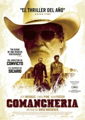 Hell Or High Water (Comanchería) (2016)