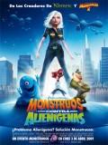 Monstruos Contra Alienígenas - 2009
