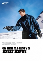007: Al Servicio De Su Majestad (1969)