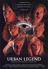 Urban Legend (Leyenda Urbana) (1998)