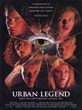 Urban Legend (Leyenda Urbana) - 1998