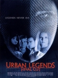Urban Legends: Final Cut (Leyenda Urbana 2) - 2000