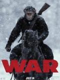 La Guerra Del Planeta De Los Simios - 2017