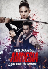 Jackie Chan Presents: Amnesia poster
