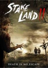 The Stakelander (Stake Land 2) (2016)